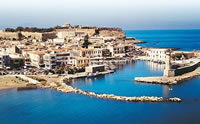Crete-Rethymno car rental