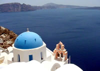 Car hire in Santorini